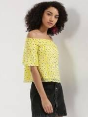 koovs-floral-off-shoulder-top