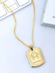 dare-by-voylla-men-gold-plated-rashi-signs-cancer-zodiac-handcrafted-pendant-with-chain