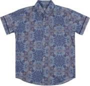 gini-jony-baby-boys-graphic-print-casual-blue-shirt