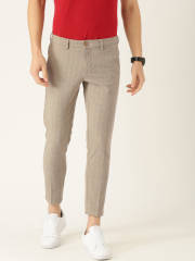 allen-solly-sport-men-khaki-regular-fit-self-checked-cropped-trousers