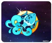 printvoo-aquarius-zodiac-design-mousepad
