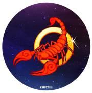 printvoo-scorpio-zodiac-design-mousepad