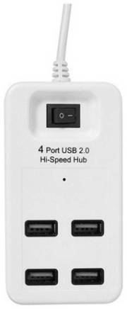 durreey-p160-4-port-usb-hub-with-onoff-switch-white