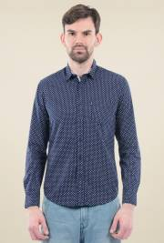 pepe-jeans-navy-slim-fit-shirt