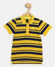 allen-solly-boys-striped-pure-cotton-t-shirtyellow-pack-of-1