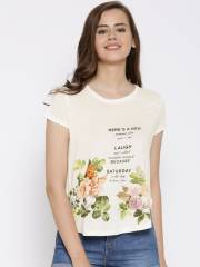 pepe-jeans-off-white-printed-top