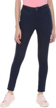 van-heusen-regular-women-blue-jeans