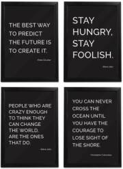 photo-frames-of-inspirational-thoughts-and-motivational-quotes-by-steve-jobs-peter-drucker-christopher-wooden-framed-posters-for-wall-home-living-room-office-decor-125-x-9-inch-set-of-4-paper-print1279-inch-x-925-inch-framed