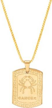 dare-rashi-signs-cancer-zodiac-pendant-gold-plated-stainless-steel-pendant