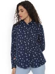 allen-solly-woman-women-navy-blue-regular-fit-printed-casual-shirt-1