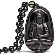 yellow-chimes-exclusive-dvine-collection-natural-black-obsidian-hand-carved-zodiac-beads-metal-pendant