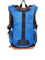 flying-machine-unisex-blue-solid-laptop-backpack-4