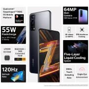 iqoo-z3-5g-ace-black-8gb-ram-128gb-storage-indias-first-sd-768g-5g-processor-55w-flashcharge-6-months-nc-emi-100-refund
