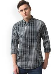 peter-england-casuals-men-green-off-white-slim-fit-checked-casual-shirt-4