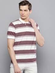 louis-philippe-men-off-white-maroon-polo-collar-t-shirt
